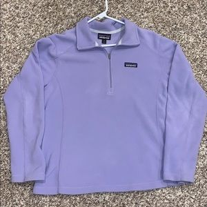 patagonia women's pullover